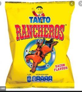 Tayto Ranchero Crisp